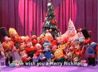 Nickelodeon Christmas Specials.Nick Wishes You A Merry Nickmas