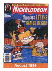 Rugrats & Nickelodeon Software (1999-2002)